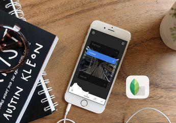 Aplikasi Edit Foto Snapseed Punya Wajah Baru & Fitur Kian Lengkap