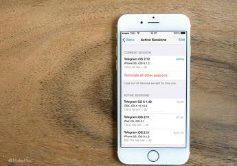 Telegram Messenger Mendukung Remote Logout & Keamanan Ganda