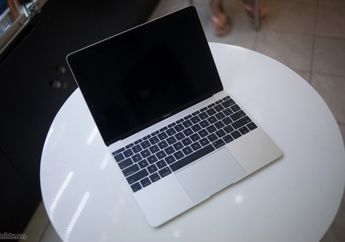 (Foto) Unboxing MacBook 12 inci Dari Vietnam
