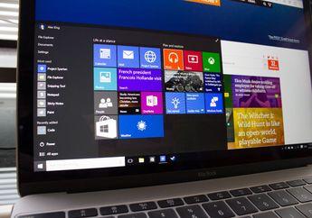 MacBook 12 Inci Bisa Jalankan Windows 10 dengan Cepat dan Halus