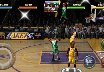 Segera Request Promo Code NBA JAM Dari IGN, Gratis!