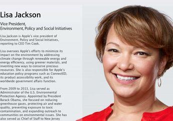 Lisa Jackson Mendapatkan Kenaikan Jabatan di Apple