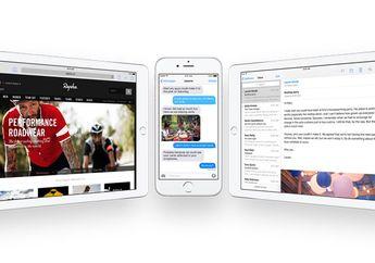 Apple Umumkan iOS 9 dengan Fitur Multitasking, News, Siri, dan Maps Baru