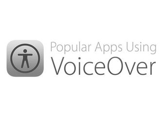 Apple Rilis Katalog Aplikasi Favorit Mendukung VoiceOver