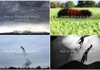 """Galeri """"Shot on iPhone 6"""" Kedatangan 4 Video Kreatif Baru"""