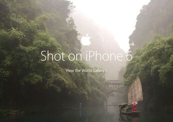 "Apple Rilis 2 Video Baru dalam Galeri ""Shot on iPhone 6"""