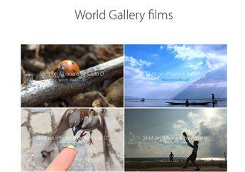 """Apple Posting 7 Film Pendek dalam Galeri """"Shot on iPhone 6"""""""