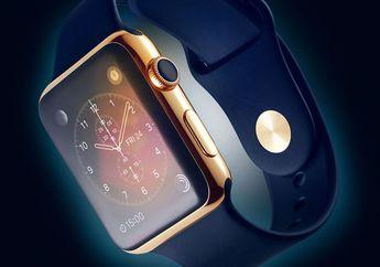 Apple Kembangkan Layar Jenis Baru buat Apple Watch 2017