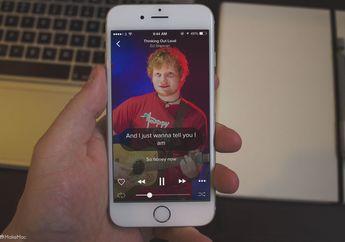 Review Musixmatch: Lengkapi Apple Music dengan Lirik Lagu Favorit