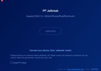 Tools Jailbreak iOS 8.4 via OS X Resmi Tersedia