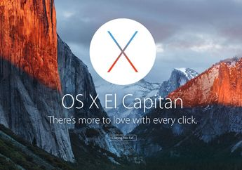 Update OS X El Capitan Public Beta 4 Hadirkan Wallpaper Baru