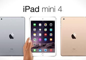 (Video) Bocoran Wujud iPad Mini 4 di Aplikasi Desain 3D