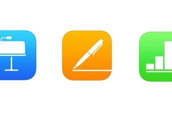 Keynote, Pages dan Numbers for iOS Mendapat Perbaikan Fitur VoiceOver