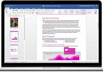 Microsoft Office 2016 for Mac Resmi Diluncurkan