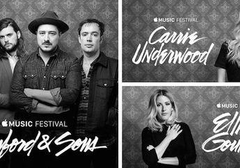 Ellie Goulding Siap Buka Perdana Apple Music Festival 2015 di London