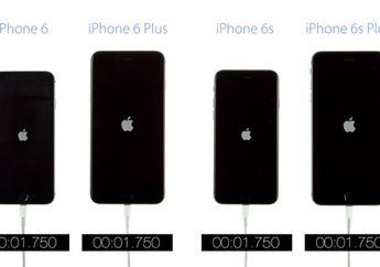 (Video) Komparasi Booting iOS 9.0.1 di iPhone 6 Vs. iPhone 6s