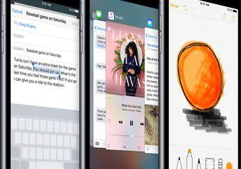 3D Touch Bisa Ubah Keyboard iPhone 6s Jadi Trackpad