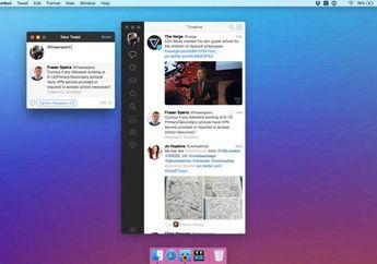 Tweetbot 2.2 for Mac Mendukung Split Screen di OS X El Capitan