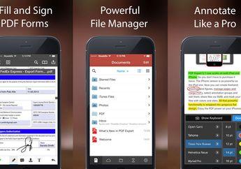 PDF Expert 5 by Readdle Terpilih Sebagai App of The Week, Segera Unduh!