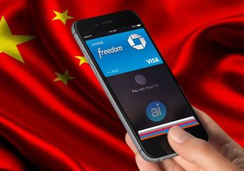 Warga Tiongkok Siap Menyambut Apple Pay Awal 2016
