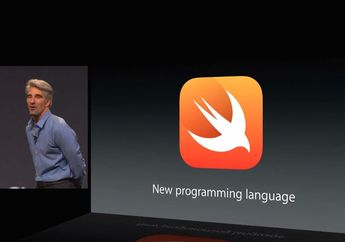 Craig Frederighi Bicara Soal Swift Jadi Program Open Source