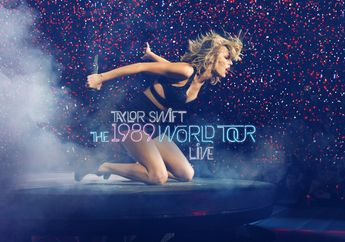 Video Taylor Swift '1989 World Tour – LIVE' Tersedia Ekslusif di Apple Music