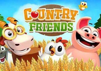 Country Friends, Game Pertanian Terbaru Dari Gameloft Telah Resmi Dirilis!