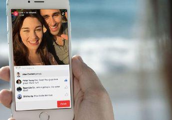 Facebook Mengetes Fitur Live Video dan Kolase Foto