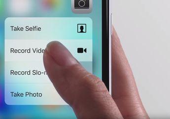 Usung Layar OLED Fleksibel, iPhone 8 Bakal Adopsi Sensor 3D Touch Baru
