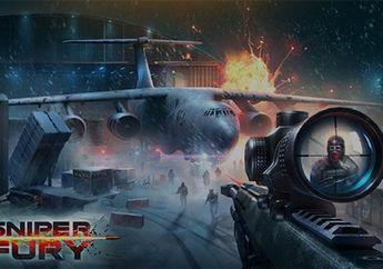 Lama Ditunggu, Gameloft Akhirnya Merilis Sniper Fury di iPhone, iPad