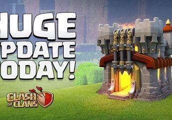 Update Clash of Clans Town Hall 11 Sudah Tersedia!