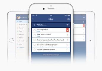 Wajah Baru Wunderlist for iOS dengan Fitur 3D Touch