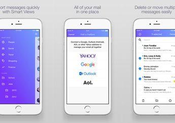 Yahoo Mail Ajak Kamu Kelola Akun Gmail di Aplikasinya