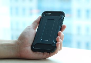 Spigen Tough Armor Tech: Tampilan Mewah & Tangguh untuk iPhone 6s