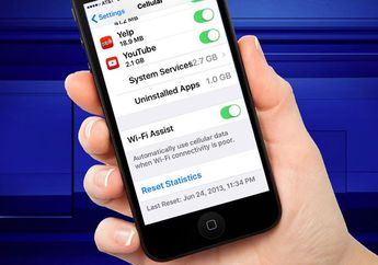 Remaja Ini Salahkan Wi-Fi Assist Bikin Tagihan Internet Jadi Rp 27 Juta