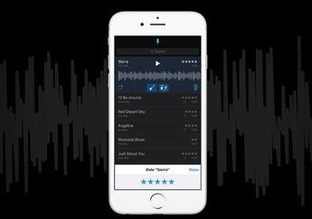 Apple Merilis Music Memos, Merekam Ide Musik Baru Kapan Saja