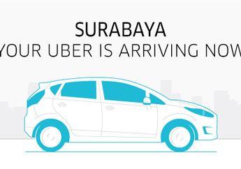 Setelah 3 Kota Besar di Indonesia, Uber Kini Hadir di Surabaya