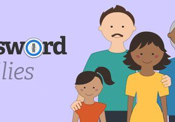1Password Families, Solusi Murah & Ringkas Keamanan Akun Keluarga