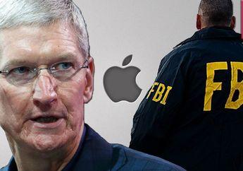"""Apple: Tak Perlu """"Backdoor"""" Jika Password Apple ID iPhone Tak Diubah"""