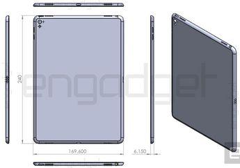 Bocoran Skema Desain Tunjukkan Bodi iPad Air 3 Sedikit Lebih Tebal