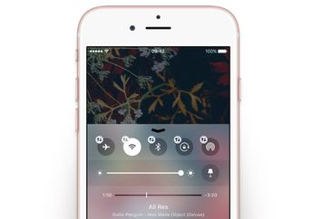 (Video) Konsep Control Center iOS 10 dengan 3D Touch