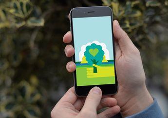 Apple Bagikan Wallpaper Bertema Lingkungan Hidup