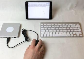 DoBox, Alat Pintar Mungkinkan Kamu Gunakan Mouse di iPad