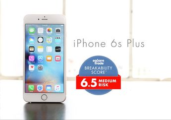 (Video) iPhone 6s Plus Jawara Dalam Adu Ketahanan Lawan Galaxy S7 & S7 Edge