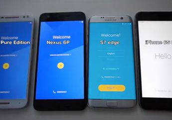 (Video) Galaxy S7 Edge Akui Kalah Cepat Dari iPhone 6s Plus