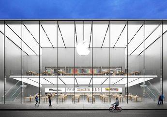 Apple Cetak Rekor Pendapatan, Bukukan $88,3 Miliar di Kuartal 1 2018