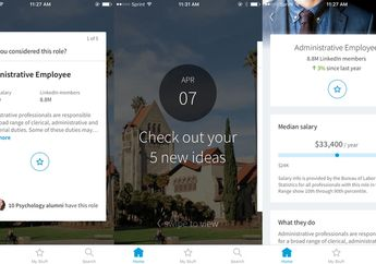 LinkedIn Students: Bantu Sarjana Baru Mencari Pekerjaan Pertama