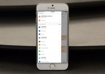 Outlook for iOS Mendukung Integrasi Wunderlist, Facebook dan Evernote