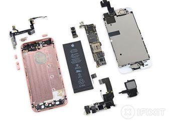 Daftar Spare Part iPhone SE yang Bisa Diambil dari iPhone 5s