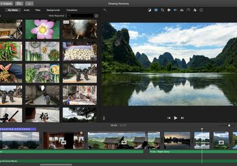 Update iMovie for OS X 10.1.2: Tombol New Project dan Resolusi iPad Pro